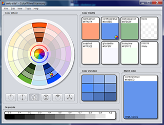 ColorWheel Harmony Screenshot