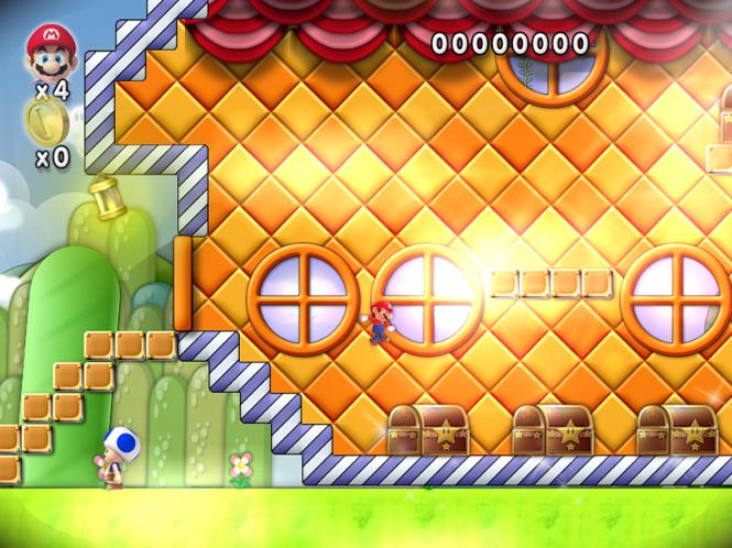New Super Mario Forever 2012 Screenshot 2