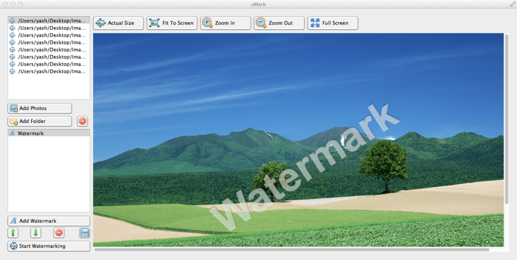 uMark Screenshot 5