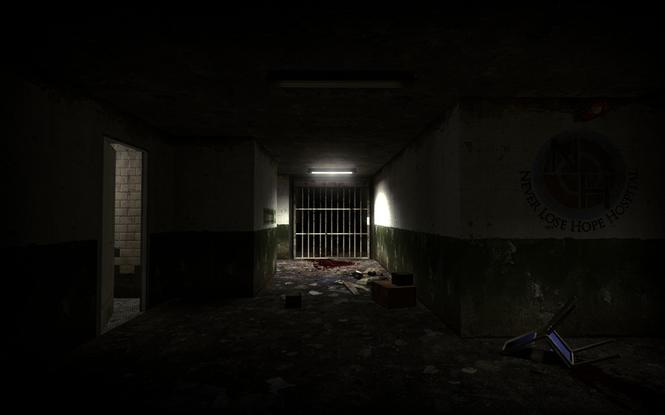 Half-Life 2 - Nightmare House 2 Screenshot 2