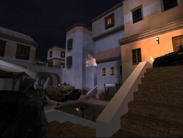 Return to Castle Wolfenstein - Enemy Territory Screenshot 2