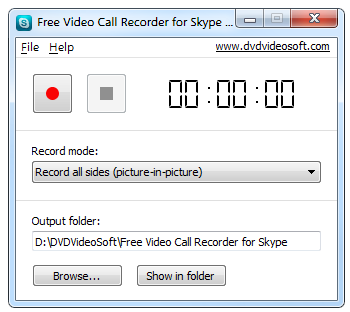 FREE SKYPE FOR RECORDER 1.0.2.115 TÉLÉCHARGER CALL VIDEO
