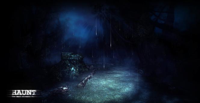Haunt - The Real Slender Game Screenshot 2