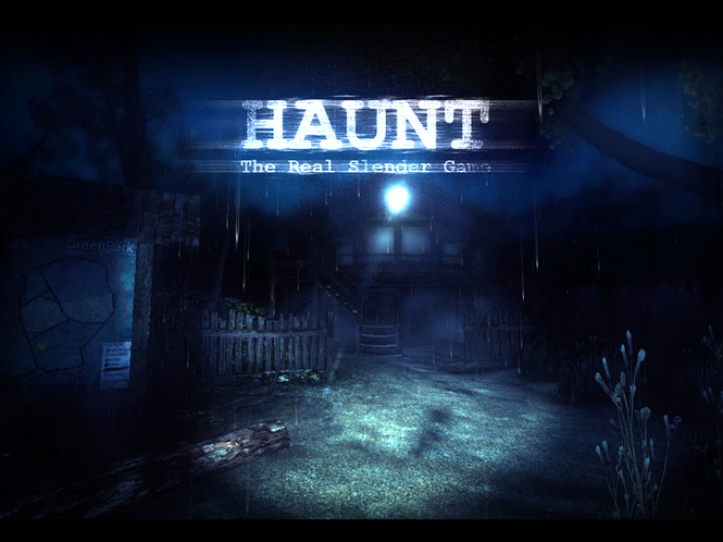 Haunt - The Real Slender Game Screenshot