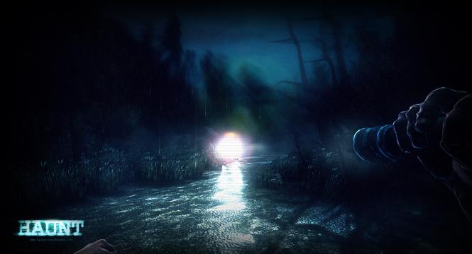 Haunt - The Real Slender Game Screenshot 3