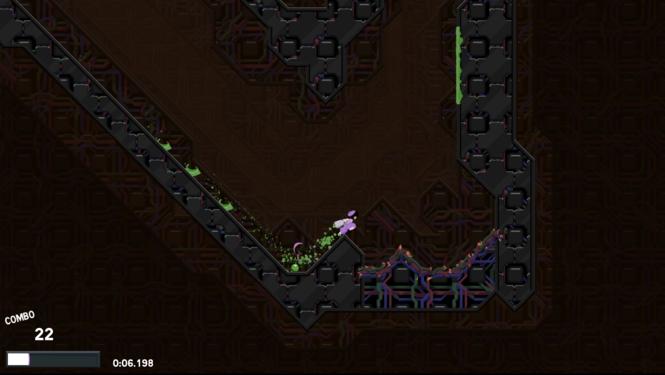 Dustforce Screenshot 2