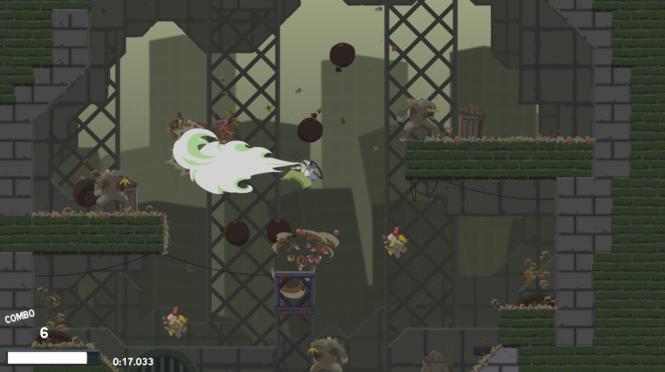 Dustforce Screenshot 3