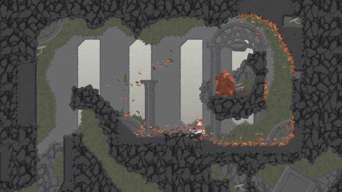 Dustforce Screenshot 4