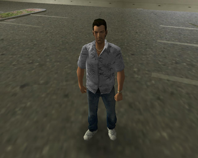 Grand Theft Auto: Vice City Skin Pack Screenshot 3