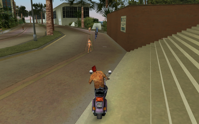Grand Theft Auto: Vice City Skin Pack Screenshot 2