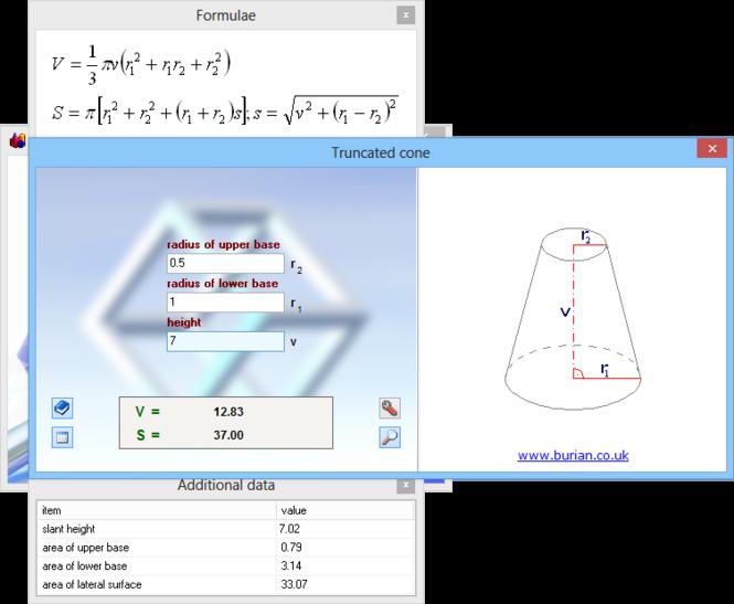 Solid Geometry Screenshot 1