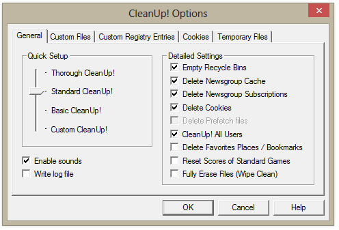 CleanUp Home Screenshot 2