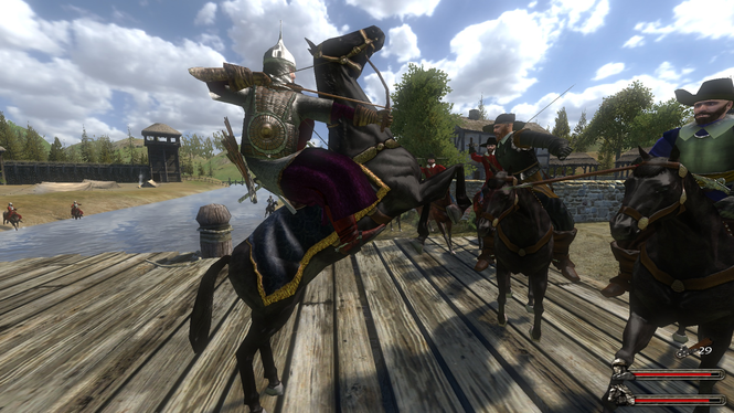 Mount & Blade With Fire and Sword Screenshot 4