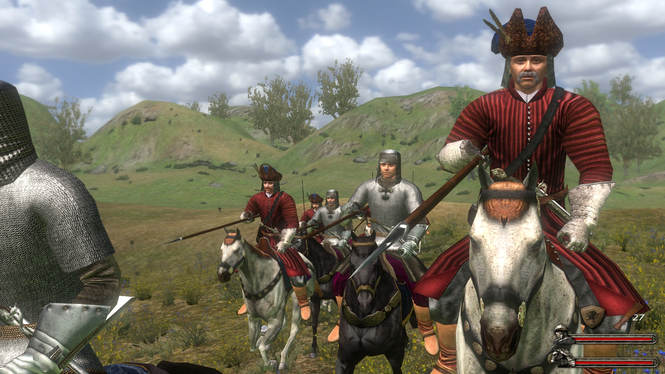 Mount & Blade With Fire and Sword Screenshot 2