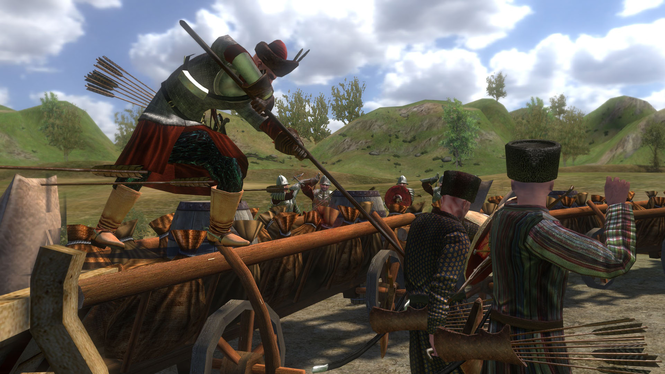 Mount & Blade With Fire and Sword Screenshot