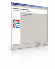Exchange Server Repair Toolbox Screenshot 1
