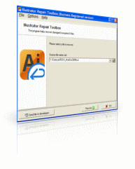 Illustrator Repair Toolbox Screenshot 1