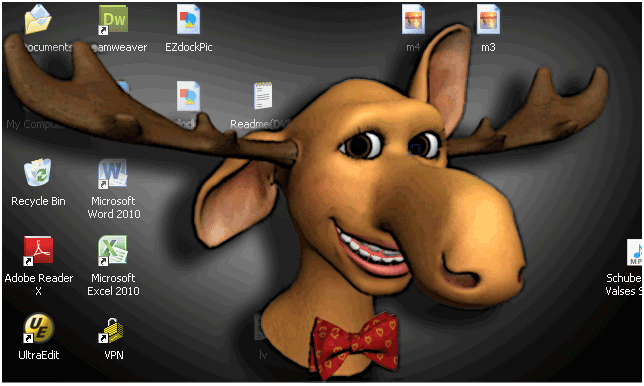 The Talking Moose XP Screenshot 1