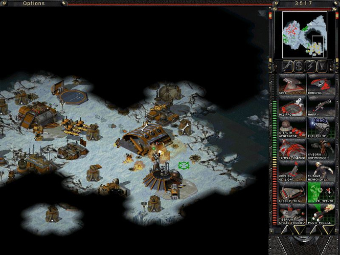 Command & Conquer Tiberian Sun Screenshot 2