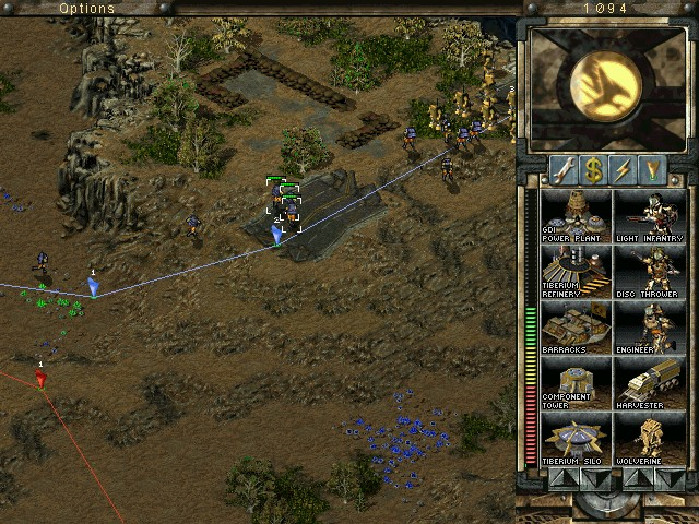 Command & Conquer Tiberian Sun Screenshot 3