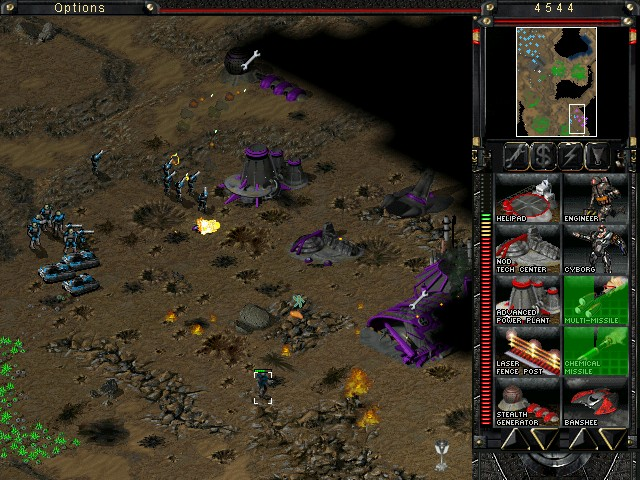 Command & Conquer Tiberian Sun Screenshot 4