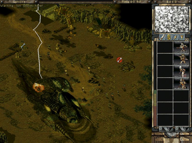 Command & Conquer Tiberian Sun Screenshot 5