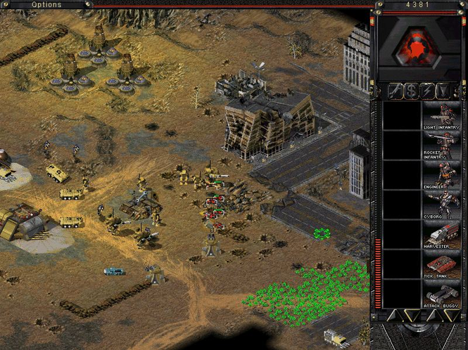 Command & Conquer Tiberian Sun Screenshot 6