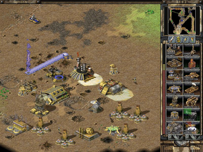 Command & Conquer Tiberian Sun Screenshot 7