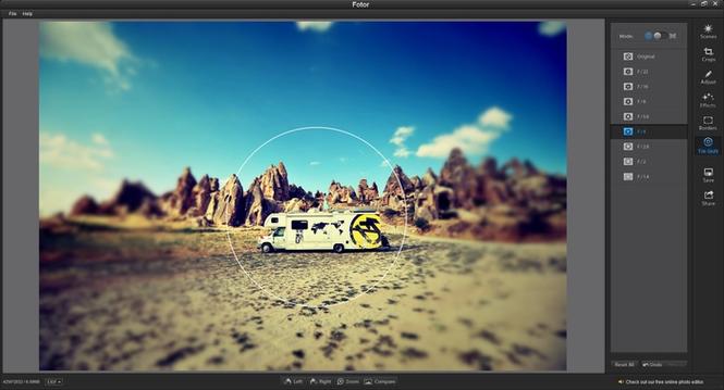 Fotor Photo Editor Screenshot 4