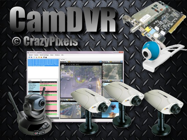 CamDVR Screenshot 1