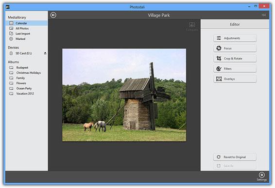 Photodali Photo Manager Screenshot 4