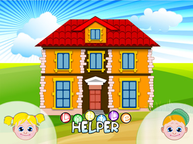 Little Helper HD (Home) Screenshot 1