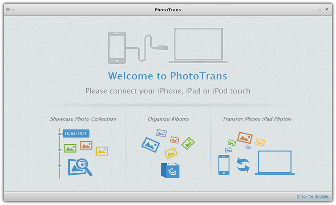 PhotoTrans Screenshot