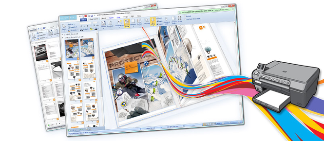priPrinter Professional Edition Screenshot 1