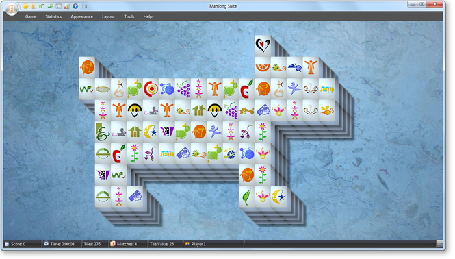 MahJong Suite Screenshot 2
