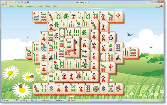 MahJong Suite Screenshot 3