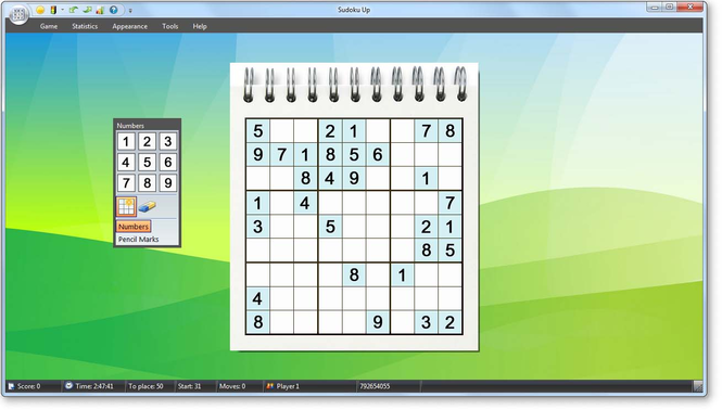 Sudoku Up 2012 Screenshot