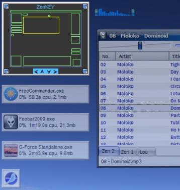 ZenKEY Screenshot 2