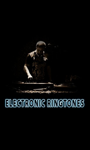Electronic Ringtones Screenshot 1