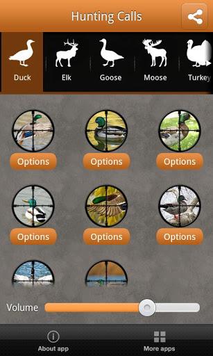Hunting Calls Screenshot