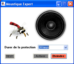 Mosquito Expert Screenshot