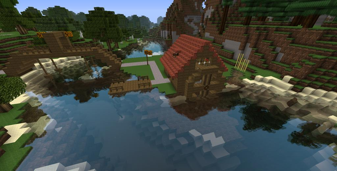 Sphax PureBDCraft (for Minecraft 1.5) Screenshot
