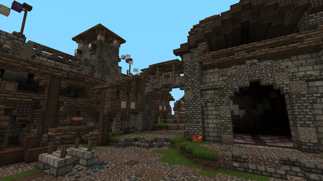 SMP's Revival Texture Pack Screenshot 1