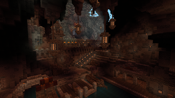 SMP's Revival Texture Pack Screenshot 3