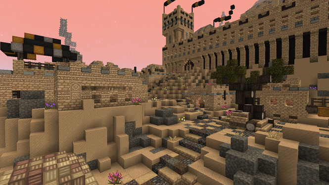SMP's Revival Texture Pack Screenshot 4