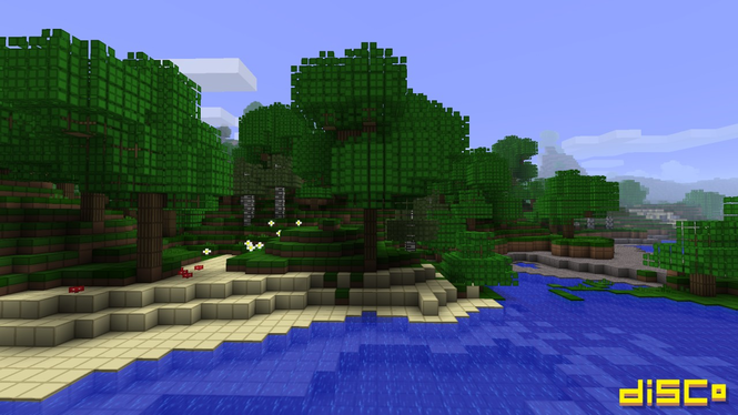 oCd Texture Pack Screenshot