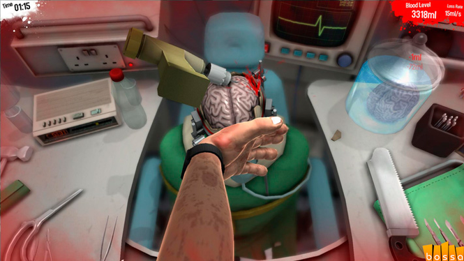 Surgeon Simulator 2013 Screenshot 4