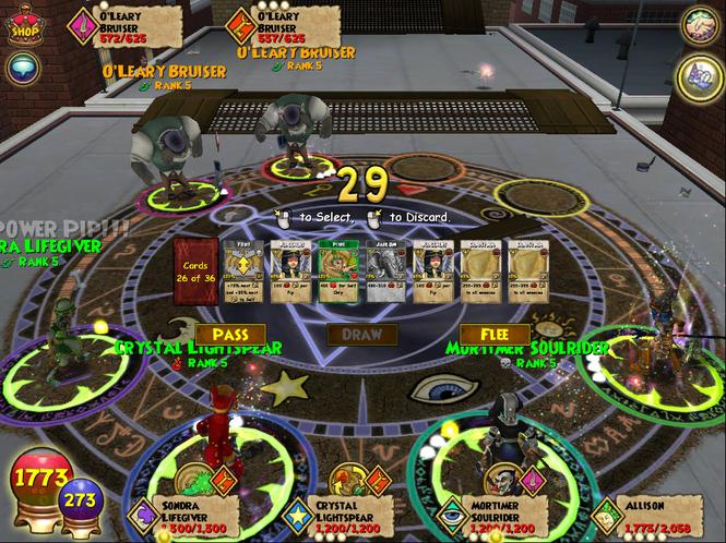 Wizard101 Screenshot 2