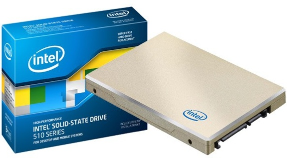 Intel Solid State Drive Toolbox Screenshot