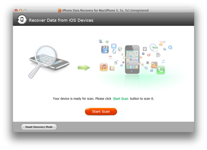 Download Tenorshare iPhone Data Recovery 6 6 0 2